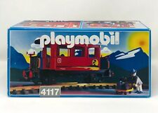 Playmobil Train 4117 New Red Passenger Car