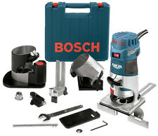 BOSCH PR20EVSNK Colt Palm Router VS Offset Tilt Under Case Installers Kit New