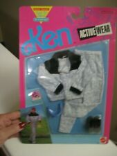 Ken Doll Active Wear 2 Pc Outfit (Pants, Jacket, Etc) New In Package