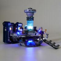 LED Licht Set Für 21304 LEGO Ideas Doctor Who Beleuchtungs Kit (mit Anleitung)