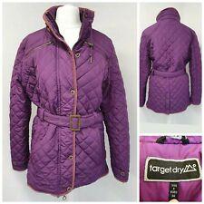 Target Dry Ascot Womens Jacket Coat Size Uk 8 XXS Euro 36 Waterproof Windproof!!
