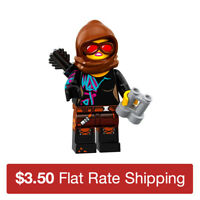 71023 LEGO Movie 2 Collectible Minifigures Series | Battle-Ready Lucy | Used