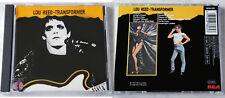 LOU REED Transformer .. 1982 RCA ND83 806 CD TOP