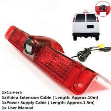 Coche cámara de visión trasera de respaldo de luz de freno Para Chevrolet Express Van GMC Savana Nuevo