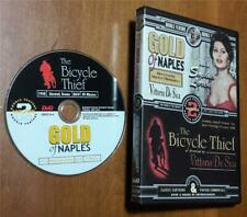 Double Feature: Gold of Naples~Sophia Loren & The Bicycle Thief - Dvd