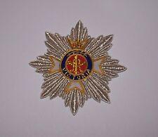 Britain Royal Star Order Victoria KCVO Victorian Knight England UK Award Patch V