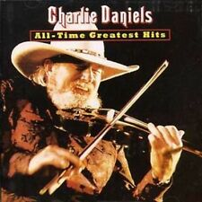 All-Time Greatest Hits by Charlie Daniels/The Charlie Daniels Band (CD, Jan-1996, Epic)
