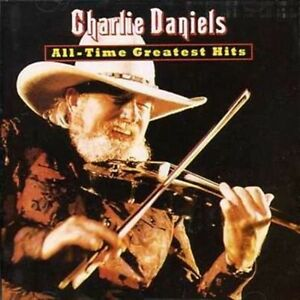 All-Time Greatest Hits by Charlie Daniels/The Charlie Daniels Band (CD, Jan-199…