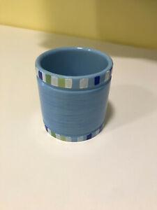 Pottery Barn Kids Tumbler - Blue/Green/White