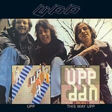 UPP - UPP/THIS WAY UPP  2 CD NEU