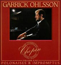 Unknown Artist : Garrick Ohlsson - The Complete Chopin Pi CD
