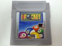 Side Pocket - Nintendo Game Boy Cartridge Authentic Clean & Tested