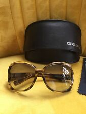 D Squared Sunglasses Tortoiseshell. Case, Cleaning Cloth, Lens Care