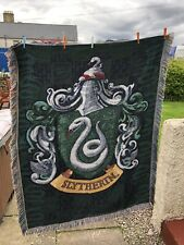 Harry Potter Slytherin Wall Hanging Rug Wall Hanger Woven Rug