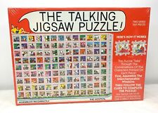 Buffalo Games Talking Jigsaw Puzzle 1991 The Hospital - Complete Vintage RARE
