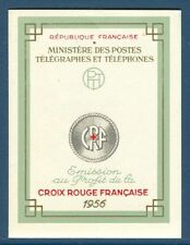 Lot N°3608 France Carnet Croix-Rouge N°2005 Neuf ** LUXE