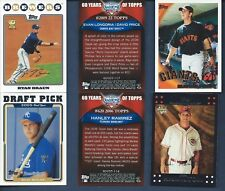 Finish Your 2011 Topps 60 Years of Topps Set U PICK 20