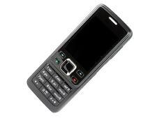 Nokia 6300 Nero Sbloccato Fotocamera Bluetooth classico Telefono Cellulare