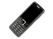 Nokia 6300 Black Unlocked Camera Bluetooth Classic Mobile Phone
