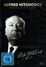 Alfred Hitchcock Collection, 14 Filme, DVD, NEU