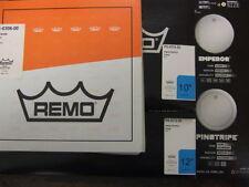 Pièces et accessoires Remo pour batterie et percussion