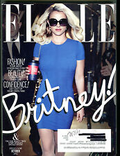 Elle Magazine October 2012 Britney Spears EX 070816jhe2