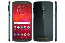Motorola Moto Z3 Play XT1929-3 32GB Indigo Sprint GSM Unlocked Open Box