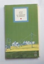 51147 James Purdy - La versione di Geremia - Un libro al mese n. N 11 CDE 1973