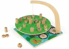 Janod GAME OF SKILL - WATERLILY CHALLENGE Wooden Toy BN