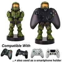 Cable Guys Master Chief Infinite Halo Controller Charging Holder Stand Cradle