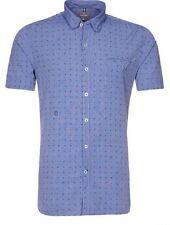Peter Werth Blue Shirt Stamford M,L,XL,XXL BNWT RRP £50