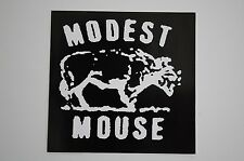 Modest Mouse Sticker Decal (13) Rock Music Car Truck Window Bumper Bright Eyes