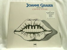 JOANNE GRAUER Introducing LORRAINE FEATHER 180 gram vinyl SEALED LP Ernie Watts
