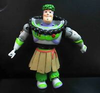 "Toy Story 3 BUZZ LIGHTYEAR  ACTION Figure 6"" old Lost a little color"
