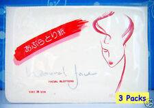 Natural Face Japan oil blotting paper Jumbo 300 sheets