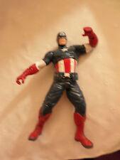 "Marvel Comics 2012 Talking Avengers Captain America Action Figure 12"" Toy"
