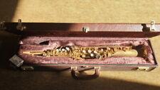 Julius Keilwerth Soprano Saxophone 1980er(Vntage)
