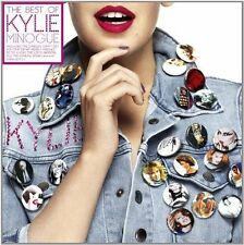 KYLIE MINOGUE THE BEST OF BRAND NEW SEALED CD 2012 GREATEST HITS
