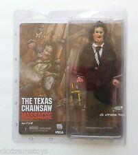"NECA Texas Chainsaw Massacre Leatherface 8"" Figure Clothing Pretty Woman Mask"