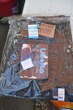 Jeans liberta di Londra 2020 SERIE EXTRA GRIGIO FUMO rifiuti 28 Gamba 26 in (ca. 66.04 cm) NUOVO