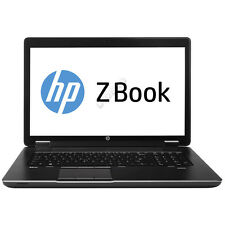 HP ZBook 17 QuadCore Intel Core i7-4900MQ 8x 2,8 GHz 16 GB RAM 500 GB HDD