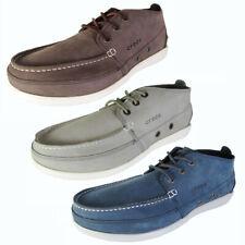 Crocs Mens Walu Chukka Moc Toe Ankle Boot Shoes