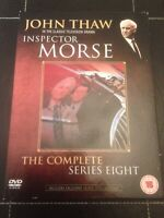 INSPECTOR MORSE - JOHN THAW, KEVIN WHATELY - SERIES EIGHT (8) - NEW