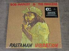 BOB MARLEY & WAILERS : Rastaman Vibration - Rare LP NEUF SOUS BLISTER - Gatefold