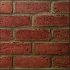 DERWENT RED Thin Brick Slips, Cheap house bricks