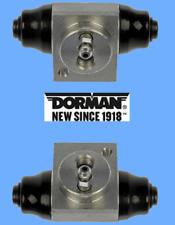 2 Drum Brake Wheel Cylinders Rear L & R Replace Chevy OEM # 90498300