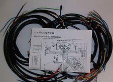 IMPIANTO ELETTRICO ELECTRICAL WIRING MOTO DUCATI BEVEL 750 GT/S/SS