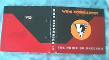 Wing Commander IV:Price of Freedom Interactive movies Six CD SET