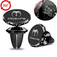 Universal 360°Rotating Magnetic Car Mount Holder Air Vent Stand For Cell Phone