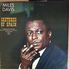 Miles Davis - Sketches Of Spain - CBS 32023 - Vinyl EX